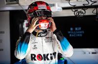 Robert Kubica F1 Williams testy Barcelona