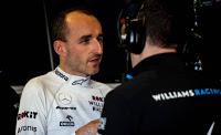 Robert Kubica inżynier F1 testy Williams Barcelona 2019