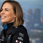 Claire Williams F1 Australia