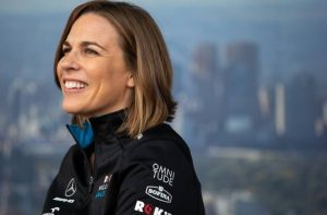 Claire Williams F1 Australia