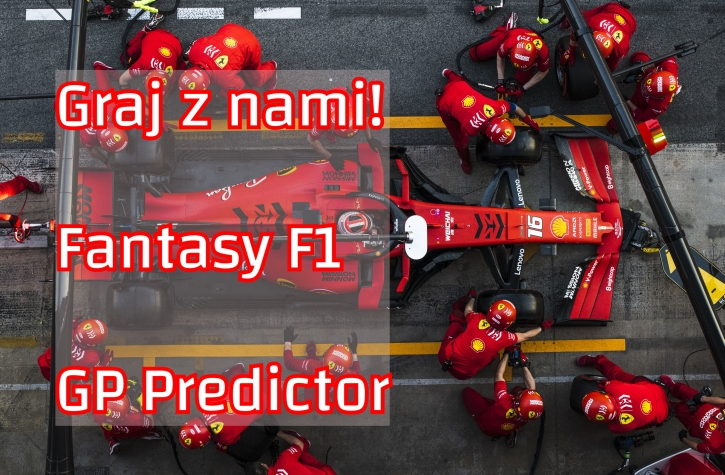 Fantasy F1 GP Predictor