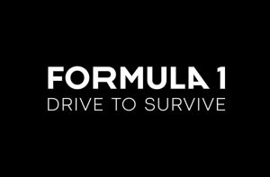 Formula 1 drive to survive logo