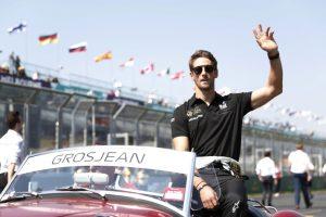 Grosjean Haas 2