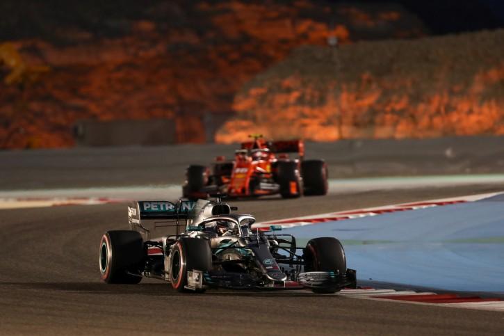 2019 Bahrain Grand Prix, Saturday - Wolfgang Wilhelm