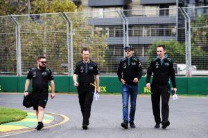 Motor Racing - Formula One World Championship - Australian Grand Prix - Preparation Day - Wednesday - Melbourne, Australia