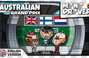 Mini Drivers Grand Prix Australii 2019