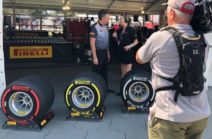 Pirelli opony Bahrajn 2019 wybory f1