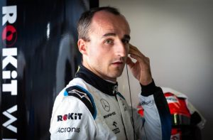 Robert Kubica Grand Prix Bahrajnu 2019 F1 Williams