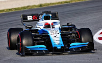 Robert Kubica F1 Williams relacja live