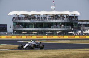 Silverstone F1 Grand Prix Wielkiej Brytanii