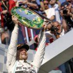 Valtteri Bottas Grand Prix Australii 2019 F1