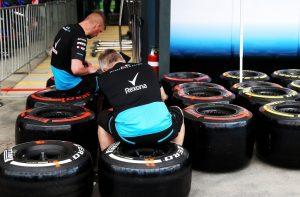 opony Pirelli Williams