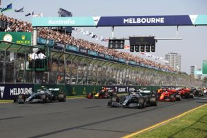 2019 Australian Grand Prix, Sunday