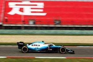 Motor Racing - Formula One World Championship - Chinese Grand Prix - Practice Day - Shanghai, China