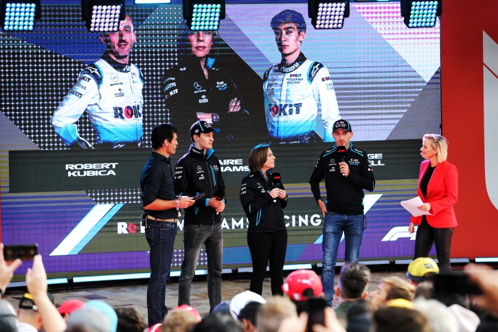 Motor Racing - Formula One World Championship - Australian Grand Prix - Preparation Day - Wednesday - Melbourne, Australia