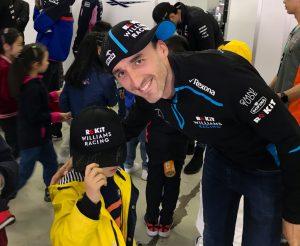 Robert Kubica dziecko F1