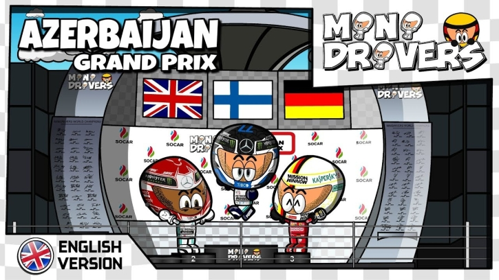 Grand Prix Azerbejdżanu 2019 F1