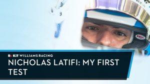 Latifi Williams F1
