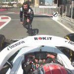 Robert Kubica Grand Prix Azerbejdżanu 2019 F1