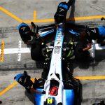 Robert Kubica Grand Prix Chin 2019 F1