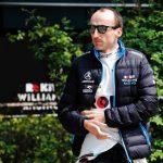 Robert Kubica Williams F1 Grand Prix Chin 2019