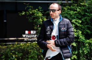 Robert Kubica Williams F1 Grand Prix Chin 2019