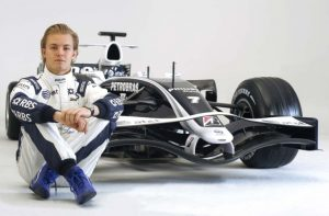 Rosberg Williams