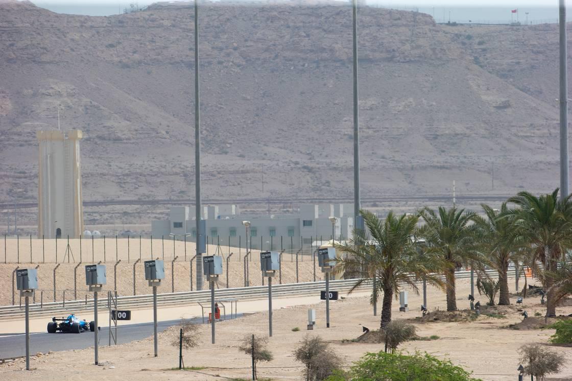 Motor Racing - Formula One World Championship - In-Season Testing - Wednesday - Sakhir, Bahrain