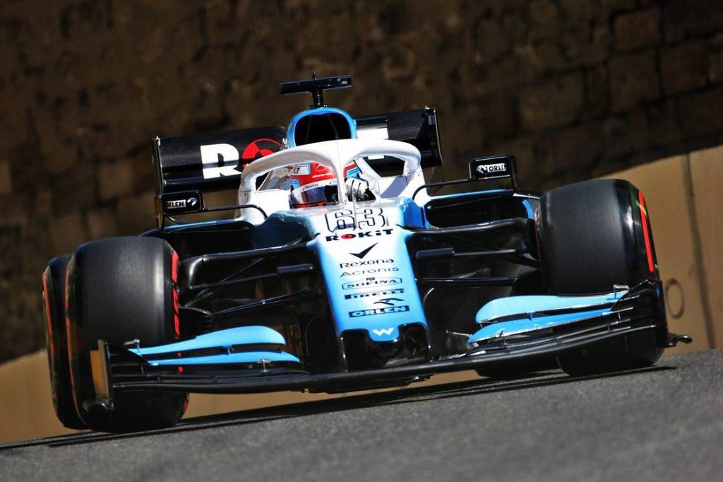 Motor Racing - Formula One World Championship - Azerbaijan Grand Prix - Qualifying Day - Baku, Azerbaijan