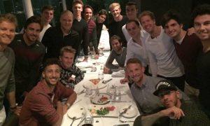 kierowcy F1 2019 w social mediach