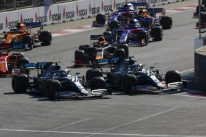 2019 Azerbaijan Grand Prix, Sunday - LAT Images