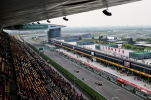 Motor Racing - Formula One World Championship - Chinese Grand Prix - Practice Day - Shanghai, China