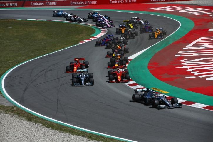 2019 Spanish Grand Prix, Sunday - LAT Images