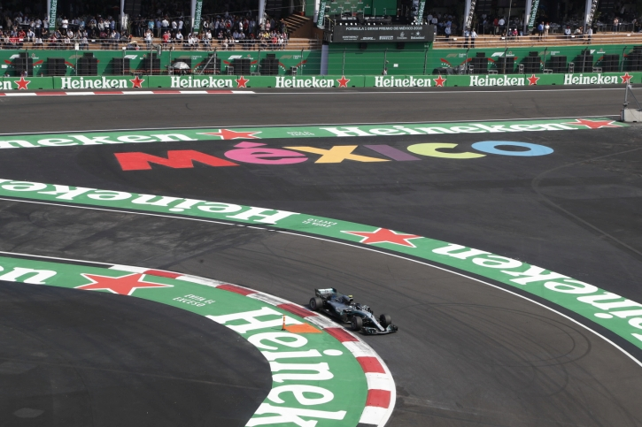 2018 Mexican Grand Prix, Friday - Wolfgang Wilhelm