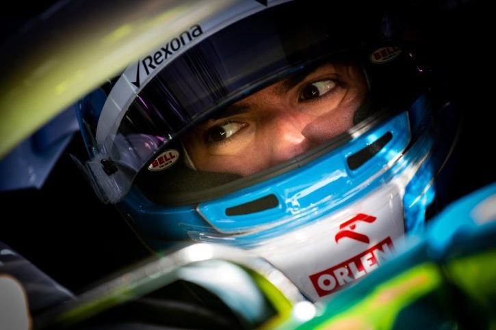 Nicholas Latifi F1
