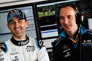 Robert Kubica Paul Williams F1