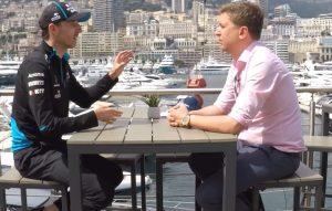 Wywiad tvp Kubica