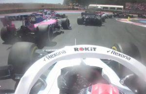 RObert Kubica onboard Grand Prix Francji 2019 F1