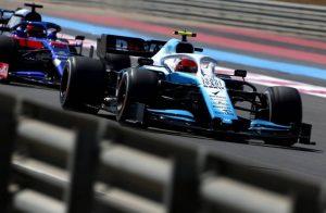 Robert Kubica F1 Grand Prix Francji Williams
