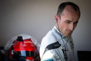 Robert Kubica Grand Prix Francji 2019 F1