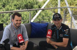Robert Kubica Maciej Jermakow wywiad Elevenf1