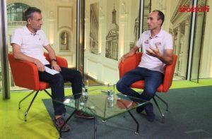 Robert Kubica Wywiad Przegląd Sportowy