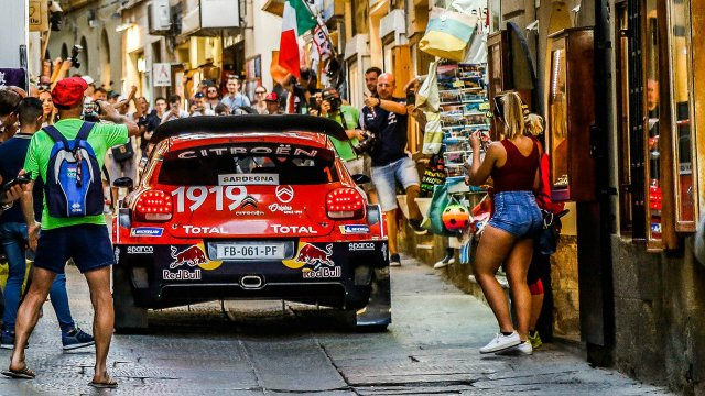 Sardynia WRC