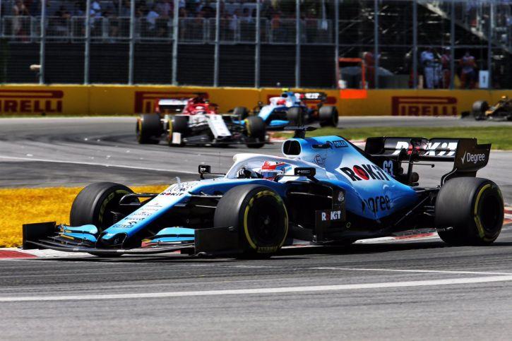 Williams F1 Grand Prix Kanady 2019