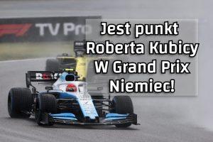 Robert Kubica Niemcy