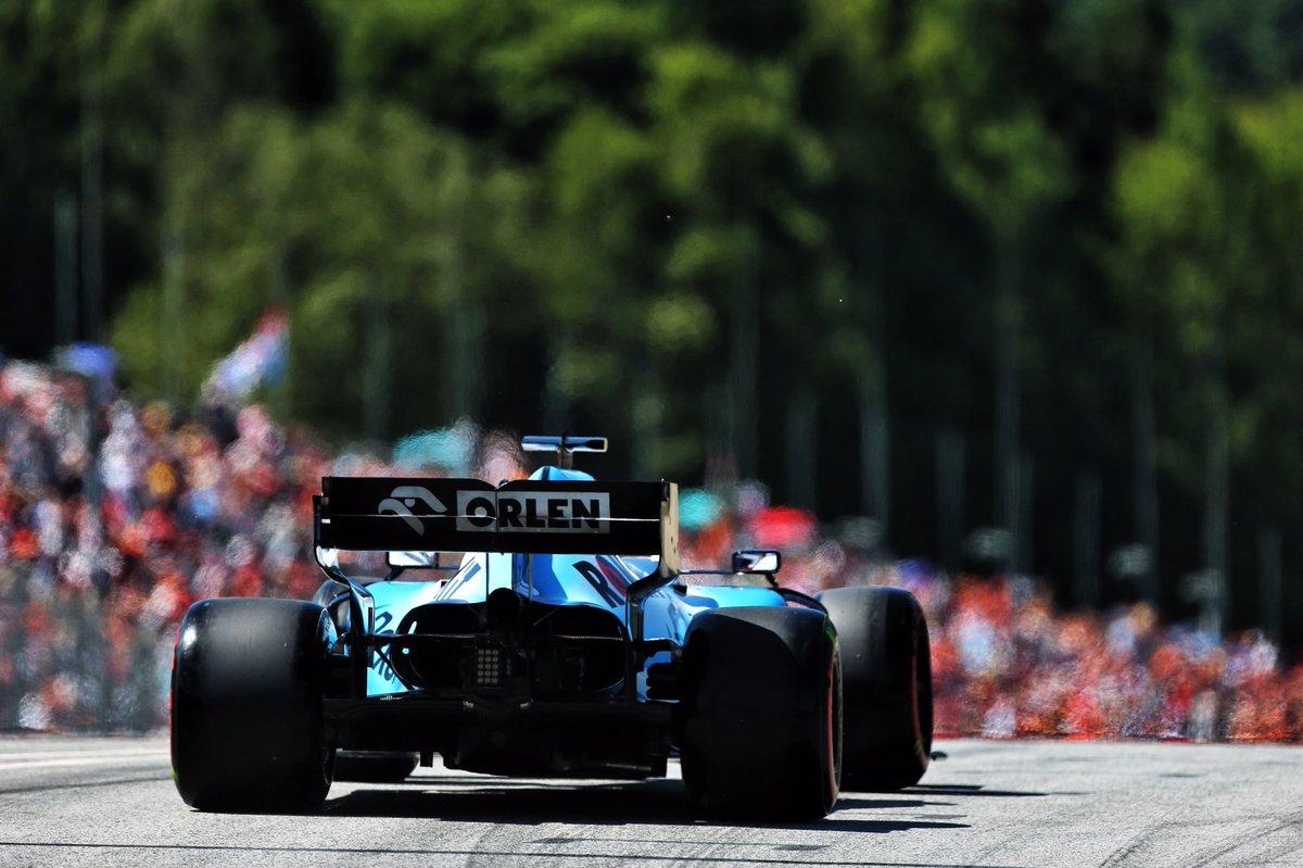 Robert Kubica GP Austrii 2019