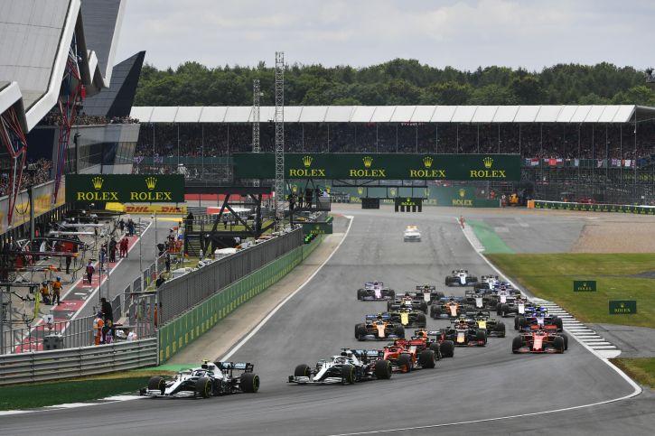 2019 British Grand Prix, Sunday - LAT Images
