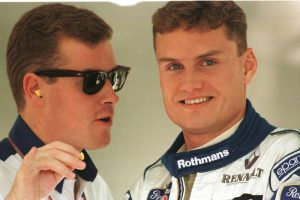 David Coulthard F1