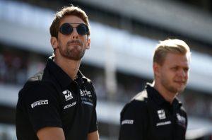 Grosjean i Magnussen