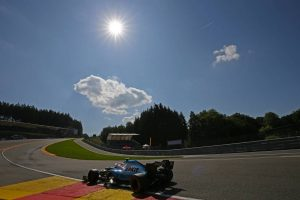 Motor Racing - Formula One World Championship - Belgian Grand Prix - Qualifying Day - Spa Francorchamps, Belgium